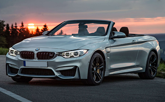 BMW M4 Cabrio - Power Service