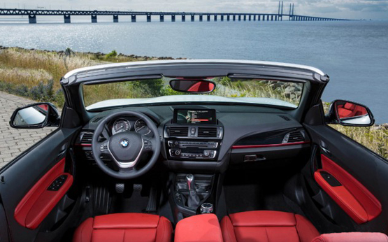 BMW Series 4 Cabrio Power Service Luxury Car Hire Italy Europe Florence Rome Milan Monaco Geneva Nizza