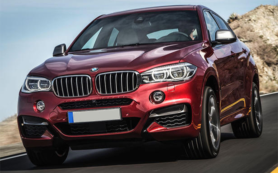 BMW X6 3.0 Xdrive MSport -