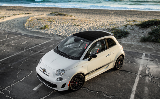 Abarth 595 Cabrio - Power Service