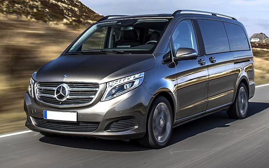 Mercedes V Class - Power Service