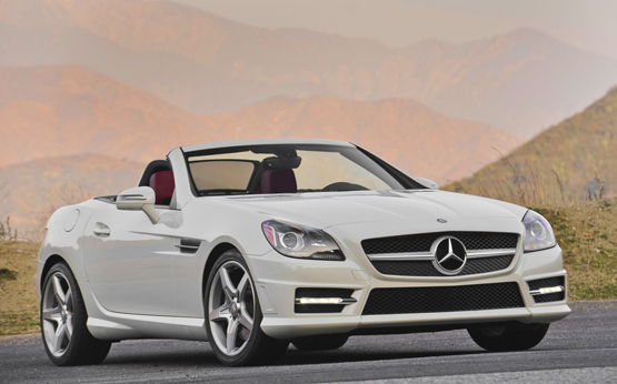 Mercedes SLK Mercedes SLK Power Service Luxury Car Hire Italy Europe Florence Rome Milan Monaco Geneva Nizza