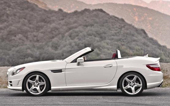 Mercedes SLK Mercedes SLK Power Service Luxury Car Hire Italy Europe Florence Rome Milan Monaco Geneva Nizza