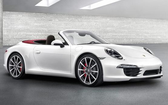 Porsche 991 S Cabrio -