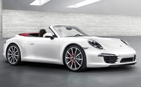 Porsche 991 S Cabrio - Power Service