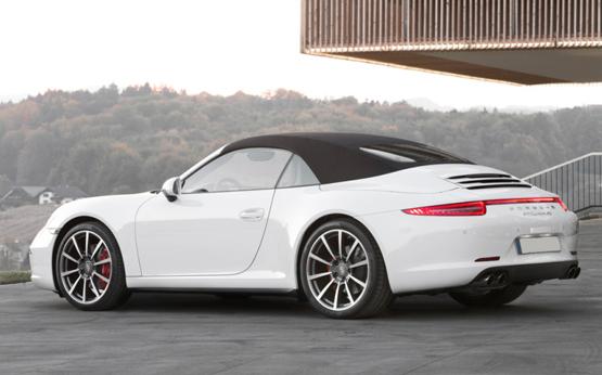 Porsche 991 S Cabrio power service luxury car hire ferrari lamborghini porsche maserati mclaren mercedes bentley in italy tuscany europe florence rome milan monaco geneva nizza montecarlo
