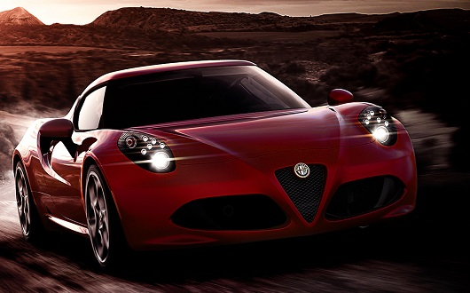 Alfa Romeo 4C Spider - Power Service