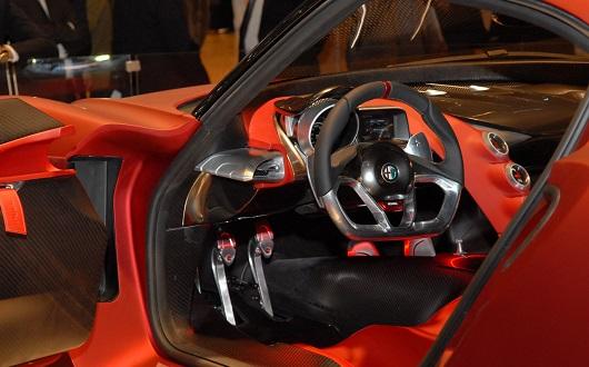 Alfa Romeo 4 C power service luxury car hire ferrari lamborghini porsche maserati mclaren mercedes bentley in italy tuscany europe florence rome milan monaco geneva nizza montecarlo