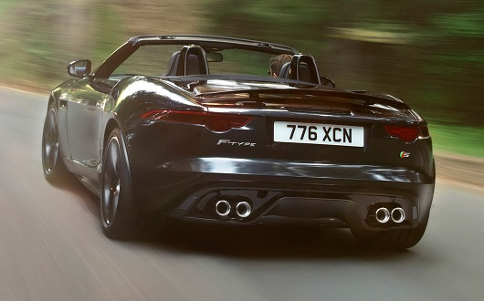 Jaguar F Type - Power Service