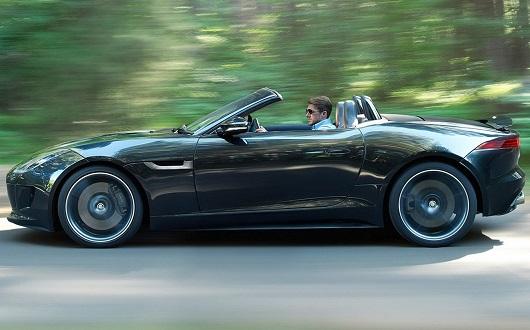 Jaguar F Type power service luxury car hire ferrari lamborghini porsche maserati mclaren mercedes bentley in italy tuscany europe florence rome milan monaco geneva nizza montecarlo