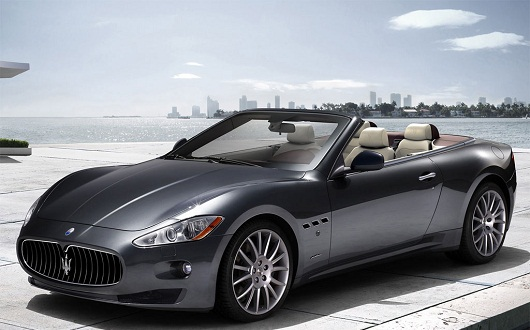 Maserati Grancabrio power service luxury car hire ferrari lamborghini porsche maserati mclaren mercedes bentley in italy tuscany europe florence rome milan monaco geneva nizza montecarlo