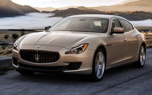 Maserati Quattroporte - Power Service