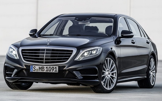 Mercedes S Class - Power Service