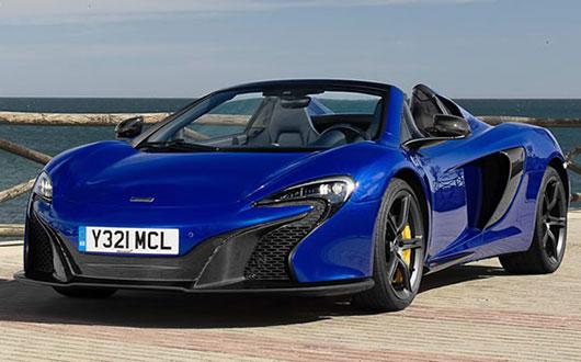 McLaren S 650 Spider power service luxury car hire ferrari lamborghini porsche maserati mclaren mercedes bentley in italy tuscany europe florence rome milan monaco geneva nizza montecarlo