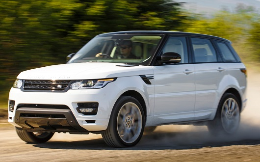 Range Rover Sport - Power Service Luxury Car Hire