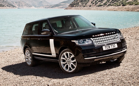 Range Rover Vogue -