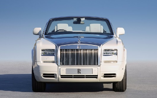 Rolls Royce Phantom Drophead - Power Service