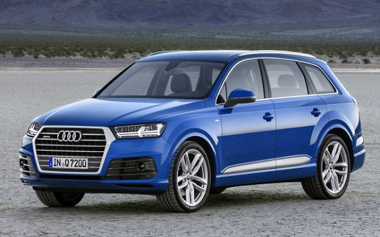 Audi Q7 3.0 TDI - Power Service