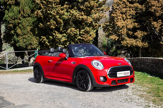 Mini Cooper Cabrio - Power Service Luxury Car Hire