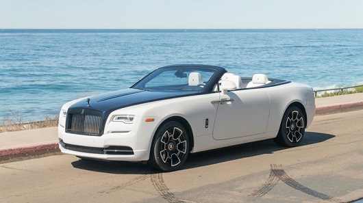 Rolls Royce Dawn - Power Service Luxury Car Hire
