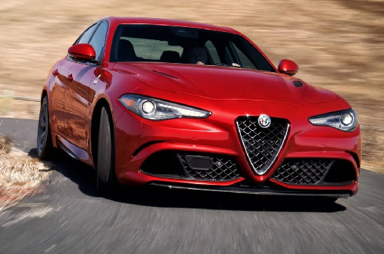 alfa romeo giulia quadrifoglio power service luxury car hire