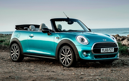Mini Cooper Cabrio - Power Service