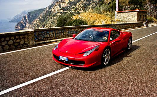 Ferrari 458 Italia - Power Service