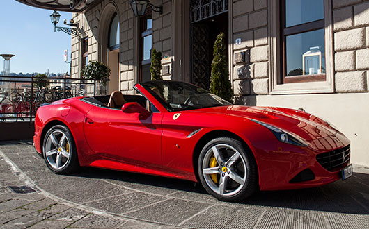 Ferrari California Turbo - Power Service