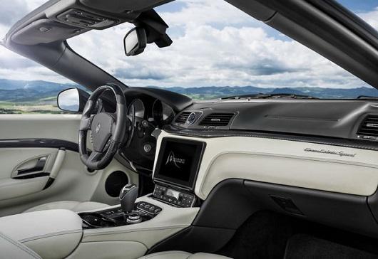 Maserati Grancabrio MC Stradale - Power Service Luxury Car Hire