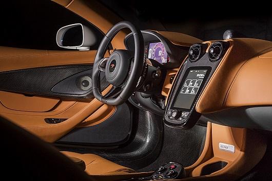 Mc Laren 570 GT - Power Service Luxury Car Hire
