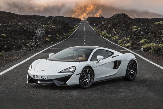 Mc Laren 570 GT - Power Service Luxury Car Hire