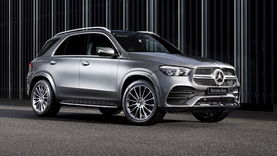 Mercedes GLE New Model - Power Service Luxury Car Hire