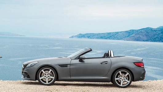 Mercedes SLC - Power Service Luxury Car Hire