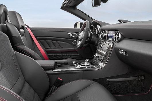 Mercedes SLC - Power Service Luxury Car Hire