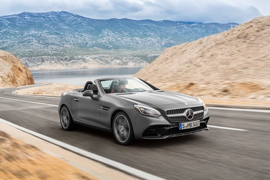 Mercedes SLC -