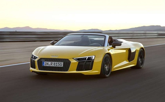 Audi R8 V10 Spider - Power Service