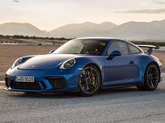 Porsche 911 GT3 - Power Service Luxury Car Hire