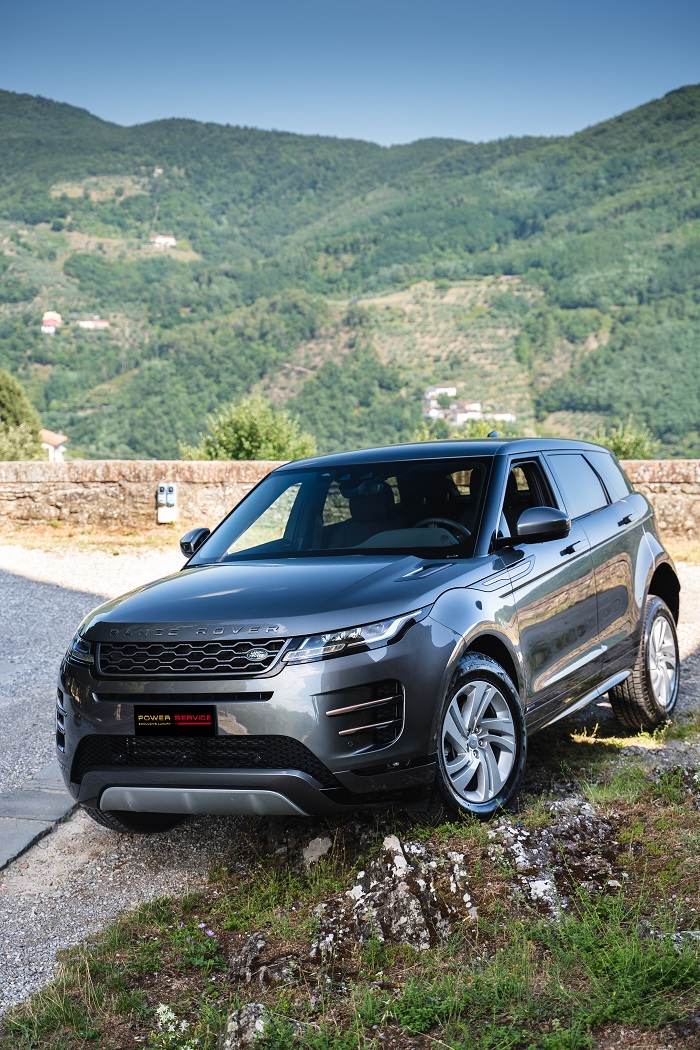 Range Rover New Evoque - Power Service Luxury Car Hire