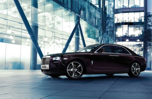 Rolls Royce Ghost V Specification -