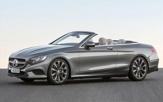 Mercedes S Class Cabrio - Power Service