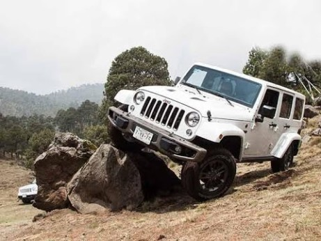Jeep Wrangler Rubicon - Power Service