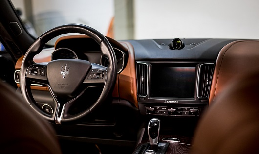 Maserati Levante - Power Service Luxury Car Hire