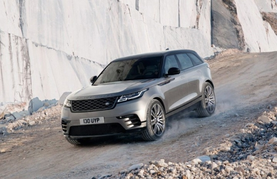 range rover velar power service luxury car hire