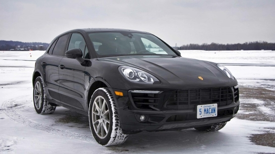 Porsche Macan - Power Service