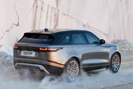 range rover velar power service luxury car hire
