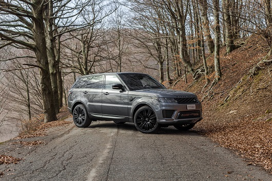 Range Rover Sport 3.0 HSE - Power Service Luxury Car Hire