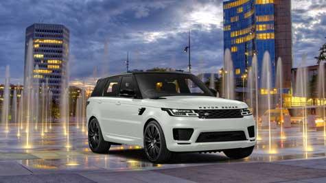 Rent your luxury car in Geneva - Power Service