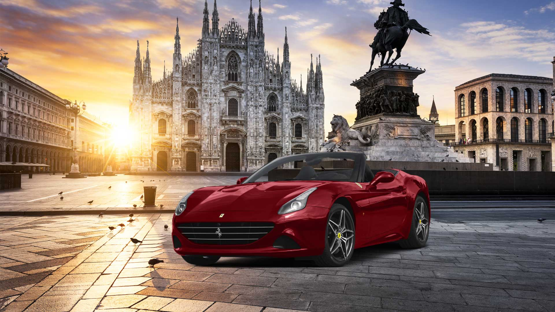 rent luxury car milan power service luxury car hire ferrari lamborghini porsche maserati mclaren mercedes bentley in italy tuscany europe florence rome milan monaco geneva nizza montecarlo