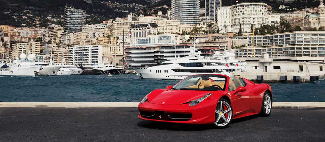 rent luxury car in nice power service luxury car hire