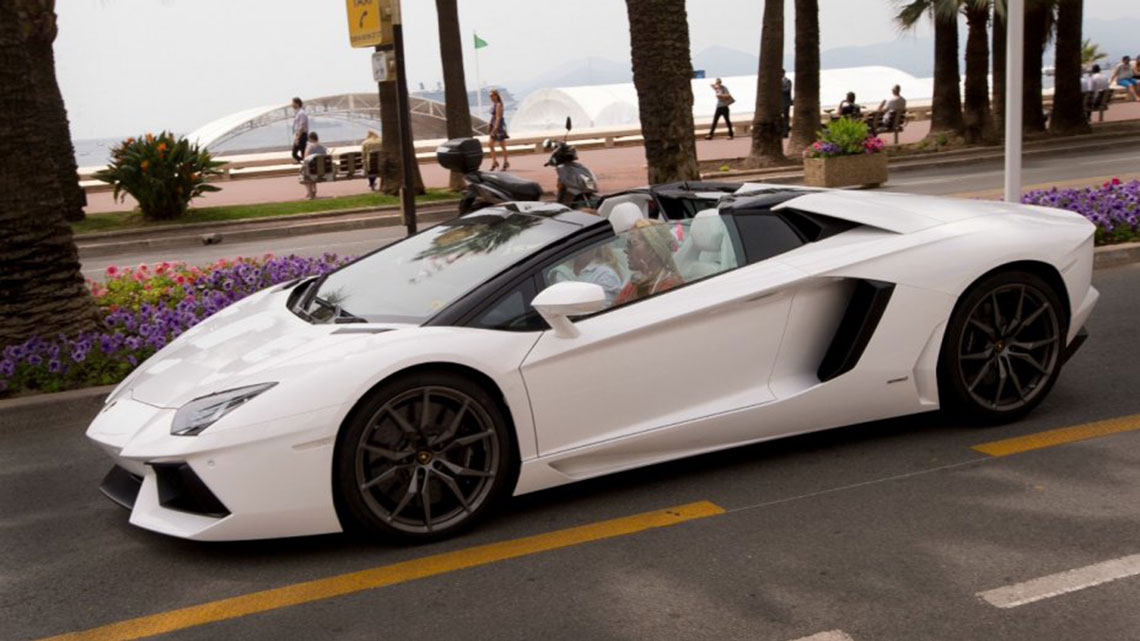 hire a luxury car in Cannes power service luxury car